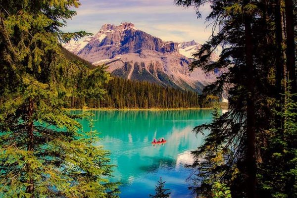 Красивые фото природы - пейзажи, картинки, удивительные, прекрасные 10