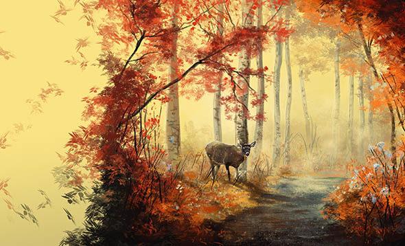 Красивые осенние картинки и фото - подборка удивительных и красочных 1