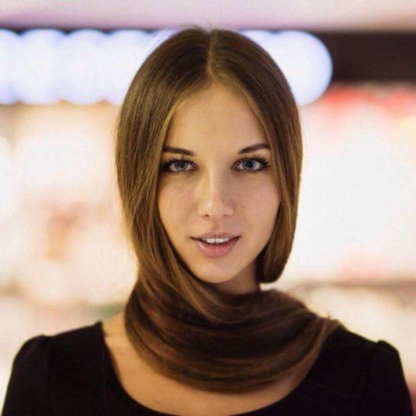 Скачать бесплатно фотографии очень милых девушек - красивые, удивительные 6
