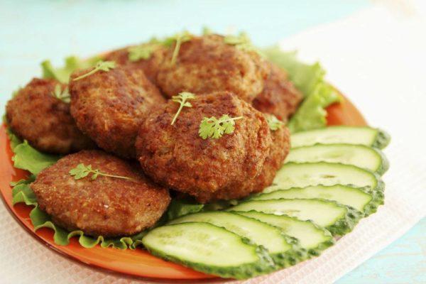 Как приготовить котлетки без куриных яиц - рецепт и приготовление 1