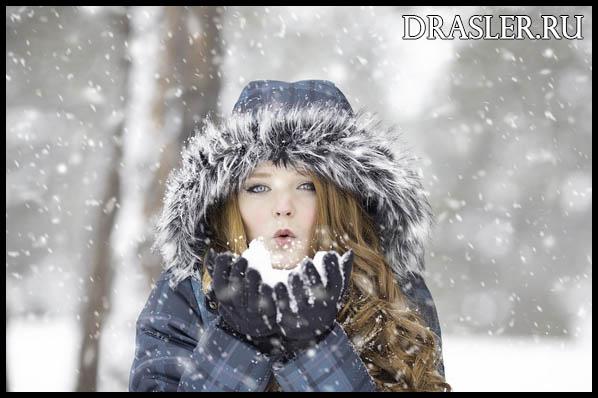 Как ухаживать за волосами зимой в домашних условиях - советы и секреты 1