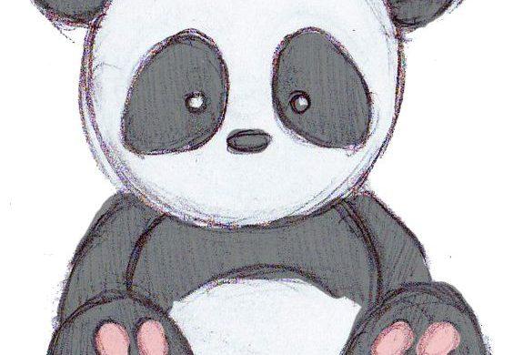 Картинки для срисовки карандашом - самые простые и легкие, красивые 4