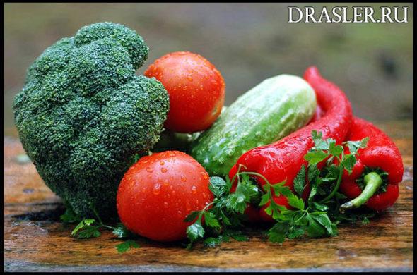 Здоровое питание в домашних условиях - основные правила и советы 1