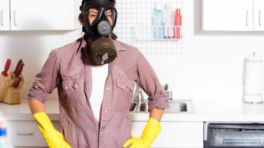 Как избавиться от неприятного запаха в квартире - лучшие способы 1
