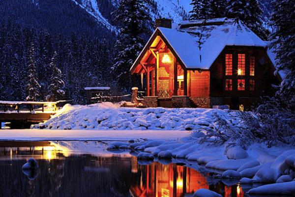 Красивые и прикольные зимние картинки - красочные и удивительные 1