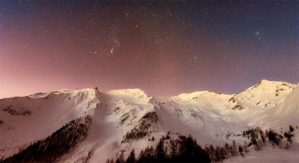 Красивые и прикольные зимние картинки - красочные и удивительные 10