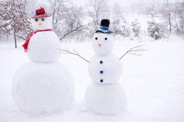 Красивые и прикольные зимние картинки - красочные и удивительные 12