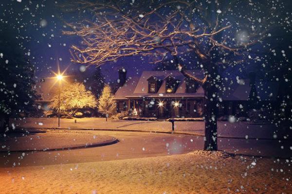 Красивые и прикольные зимние картинки - красочные и удивительные 6