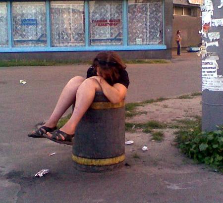 Смешные фото и картинки про пьяных девушек - самые ржачные 1