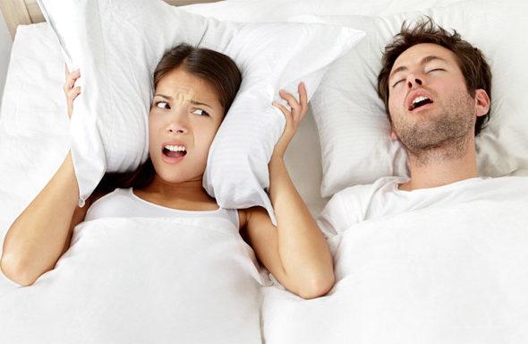 Как избавиться от ночного храпа - лучшие советы и способы 1