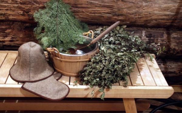 Как правильно запарить веник для бани - основные рекомендации и советы 1