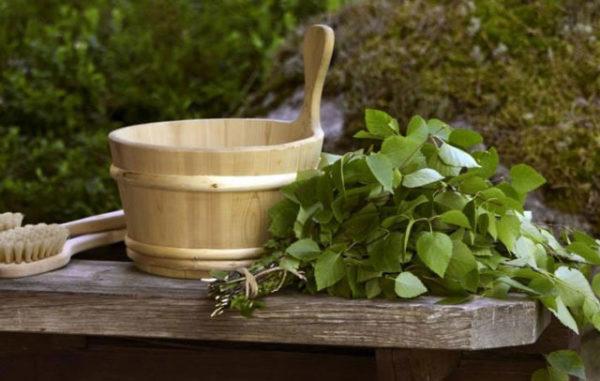 Как правильно запарить веник для бани - основные рекомендации и советы 2