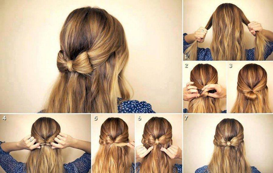Девочки всегда гордятся красивыми волосами, как и мамы, заботливые руки которых творят интересные, часто единственные в своем роде шедевры парикмахерского искусства.