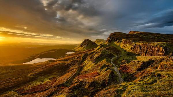 Красивые и удивительные картинки, фото гор - лучшая подборка 1