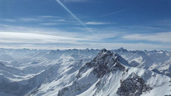 Красивые и удивительные картинки, фото гор - лучшая подборка 15