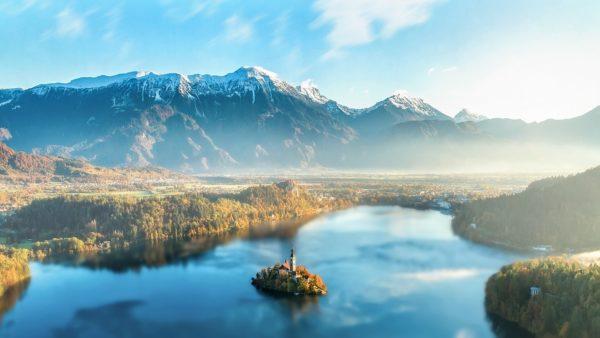 Красивые и удивительные картинки, фото гор - лучшая подборка 7