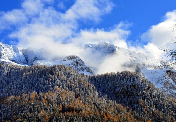Красивые и удивительные картинки, фото гор - лучшая подборка 8