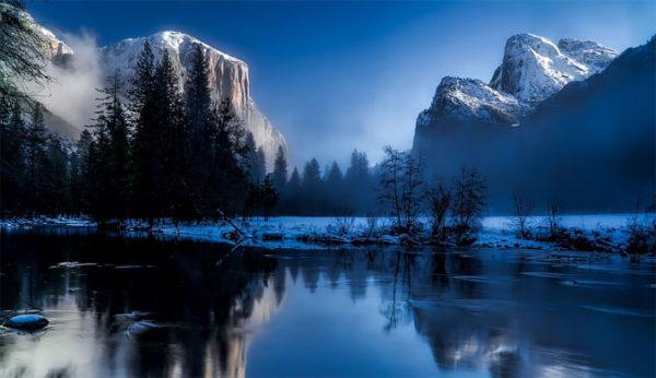 Красивые и удивительные картинки, фото гор - лучшая подборка 9