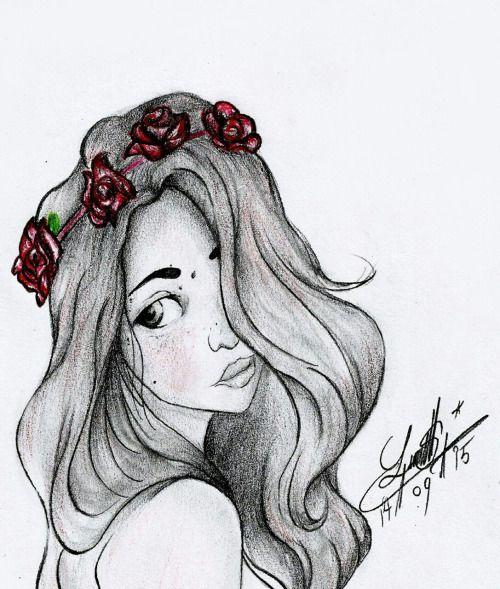 Красивые рисунки карандашом для срисовки - лучшая подборочка 10