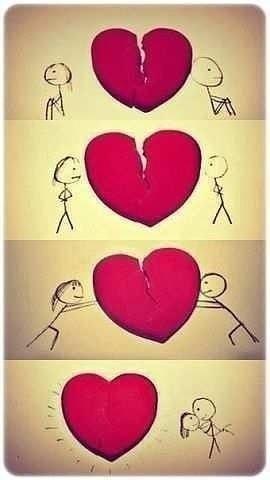 Скачать бесплатно картинки про любовь и чувства - самые красивые 8