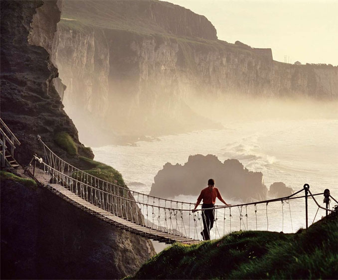 Топ-5 самых опасных и захватывающих мостов в мире - интересное 1