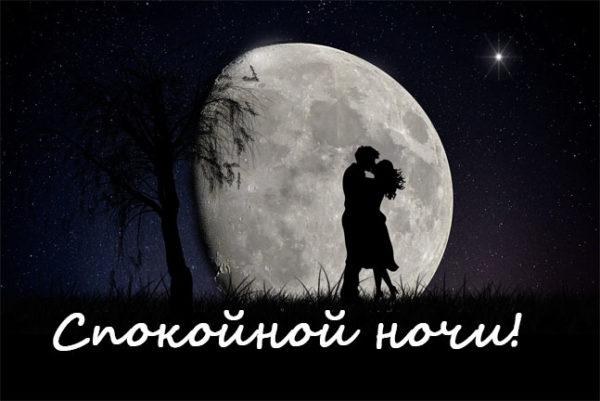 Доброй ночи картинки и открытки - красивые, приятные и прикольные 2