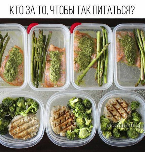 Прикольные и смешные картинки про диету и похудение - подборка 1