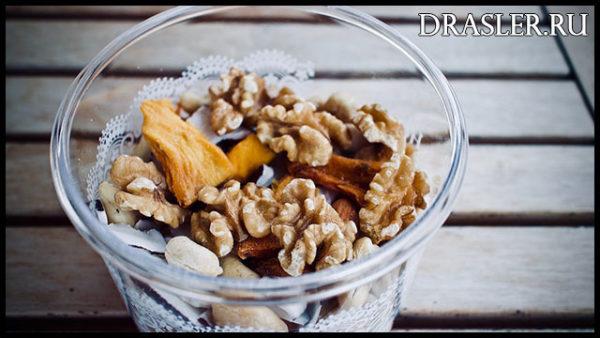 Грецкие орехи - применение и польза для организма человека 1