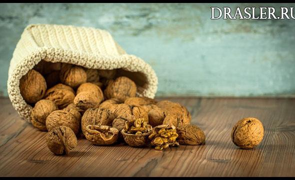 Грецкие орехи - применение и польза для организма человека 2