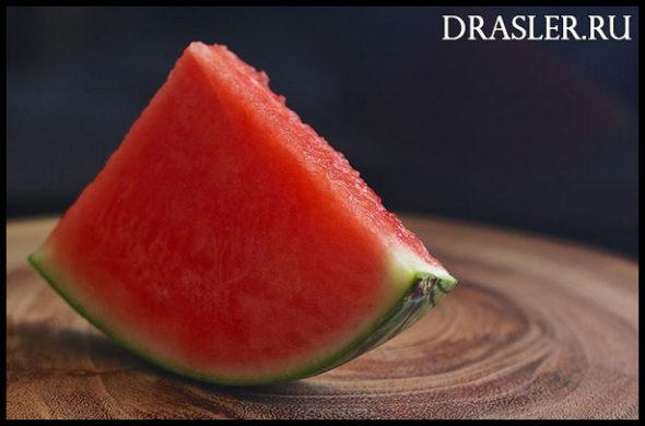 Арбуз - польза и вред, калорийность, полезные свойства 1