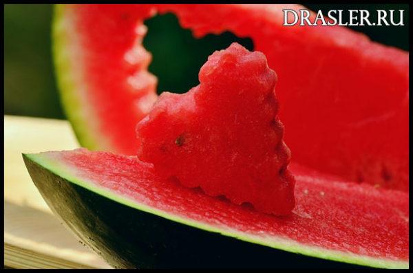 Арбуз - польза и вред, калорийность, полезные свойства 3