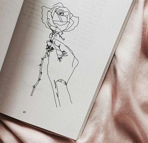 Картинки на аву для девушек - красивые и новые, лучшая подборка 9