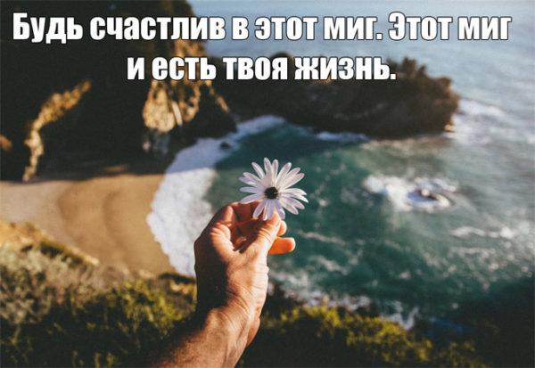 Мудрые цитаты про жизнь со смыслом - короткие и интересные 8