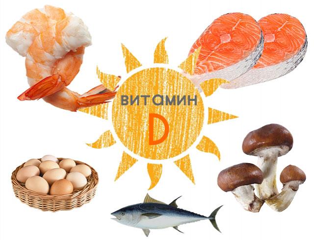 Витамин D и его полезные свойства. Зачем человеку нужен витамин D 1