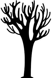Красивые картинки дерево без листьев - скачать бесплатно для детей 6
