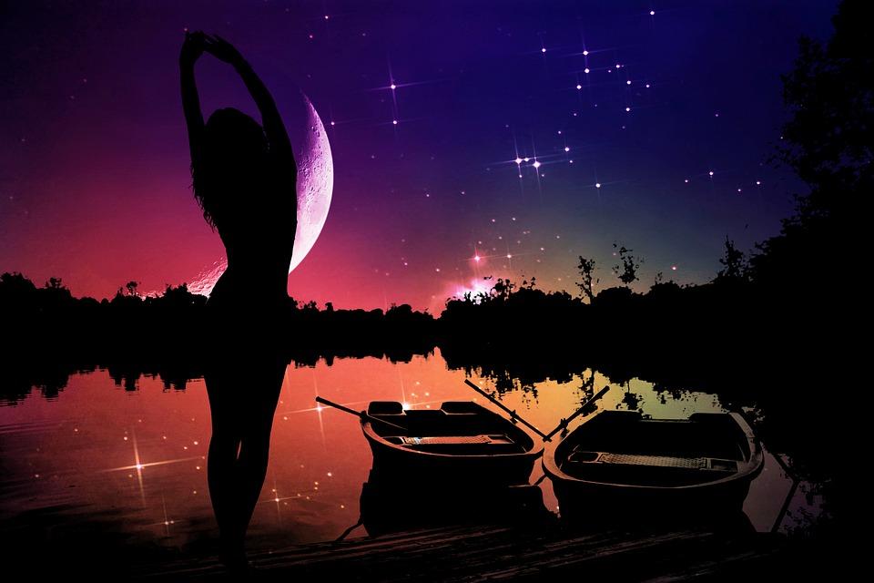 Ночь картинки красивые и интересные - отличная нарезка 14