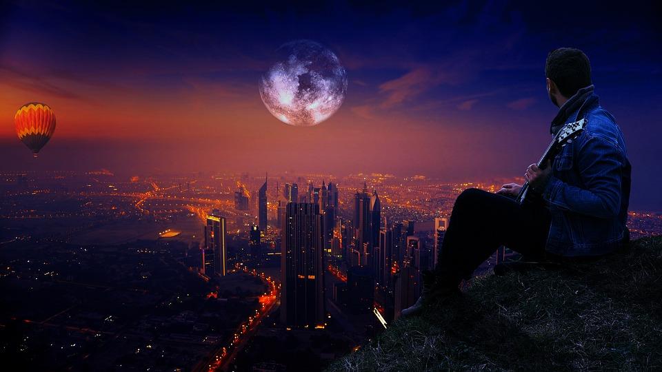Ночь картинки красивые и интересные - отличная нарезка 16