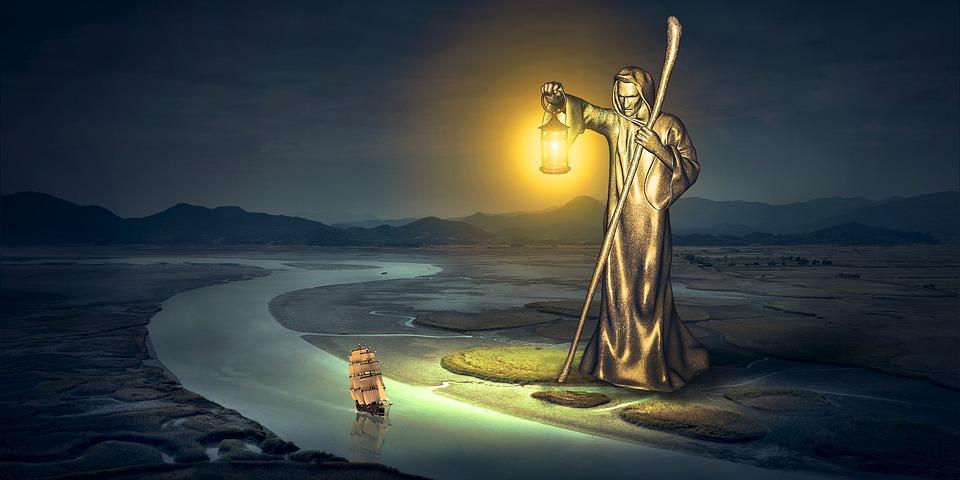 Ночь картинки красивые и интересные - отличная нарезка 2