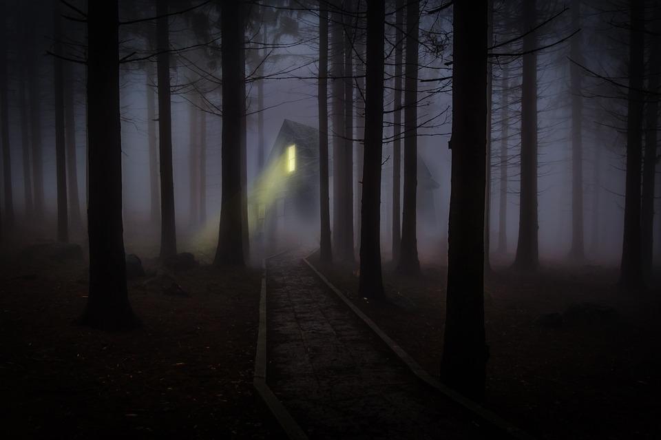 Ночь картинки красивые и интересные - отличная нарезка 6