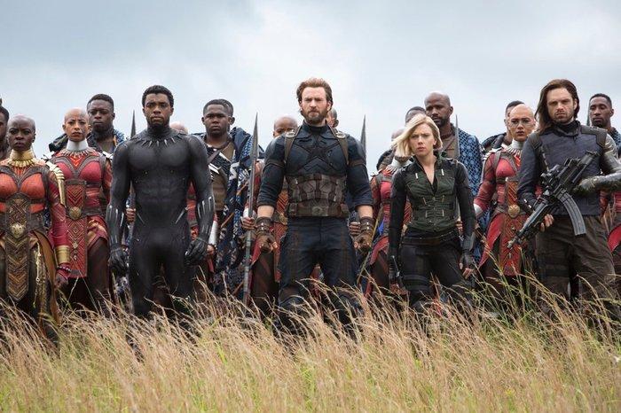 Рецензия на фильм Мстители Война Бесконечности - важные моменты 1