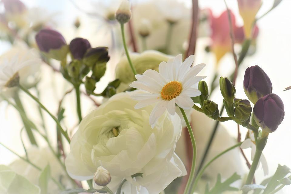 Самые красивые цветы и букеты - картинки и изображения 2