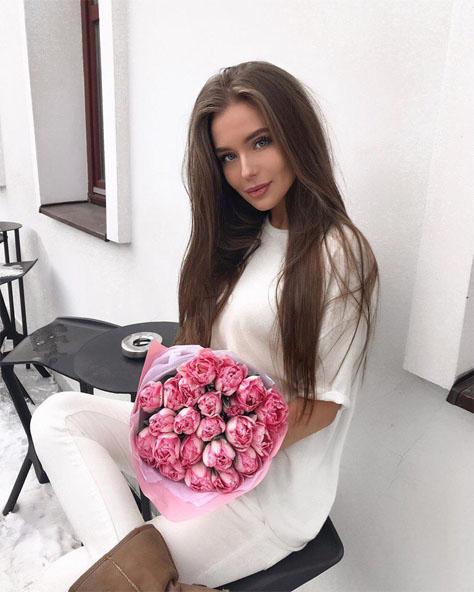 Скачать картинки девушек их лицо - самые милые и прекрасные 5