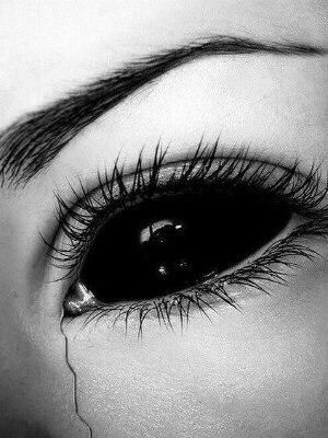 Красивые картинки глаз на аву и аватарку для девушек - подборка 1