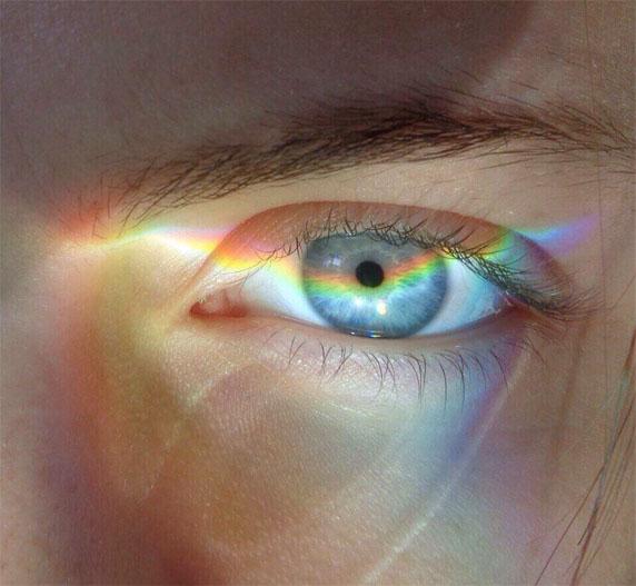 Красивые картинки глаз на аву и аватарку для девушек - подборка 10