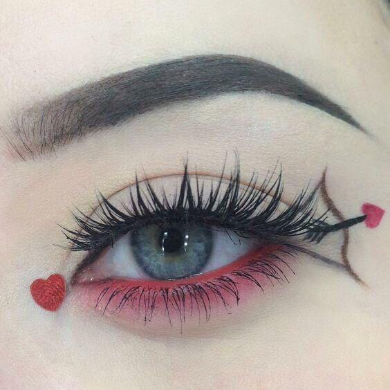 Красивые картинки глаз на аву и аватарку для девушек - подборка 11