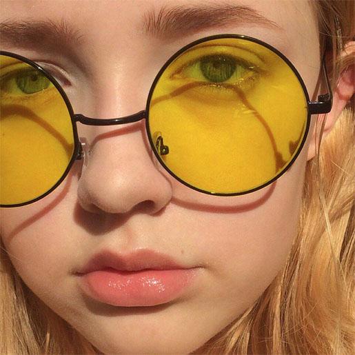 Красивые картинки глаз на аву и аватарку для девушек - подборка 12