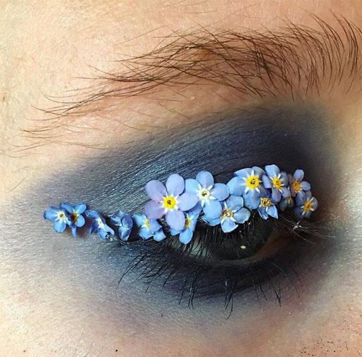 Красивые картинки глаз на аву и аватарку для девушек - подборка 2