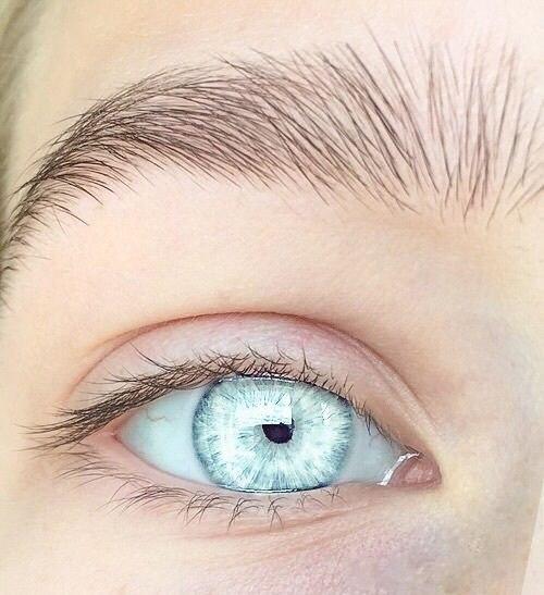 Красивые картинки глаз на аву и аватарку для девушек - подборка 6