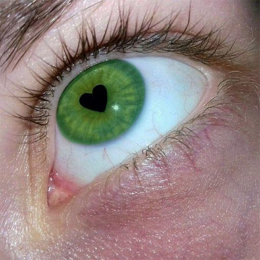 Красивые картинки глаз на аву и аватарку для девушек - подборка 7