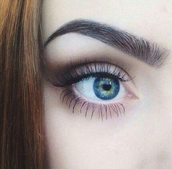 Красивые картинки глаз на аву и аватарку для девушек - подборка 8
